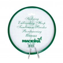 Hoop: Embroidery: Plastic: Large: 18cm/7in