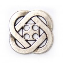 ABC Loose Buttons: Size 19mm: Code D
