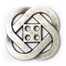 ABC Loose Buttons: Size 28mm: Code D