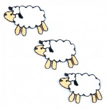Motif A: Three Sheep