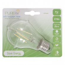Bulb: Natural Daylight: 4w: Screw Fitting: LED
