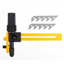 Compass Cutter: 1cm to 22cm