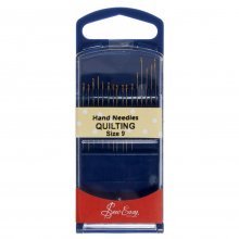 Hand Sewing Needles: Gold Eye: Quilting: Size 9