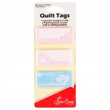 Quilt Tags: Baby