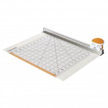 "Combo Rotary Cutter & Ruler: 12""x 12"""