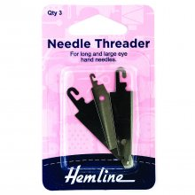 Needle Threader: Pack of 3