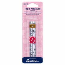 Tape Measure: Analogical Metric/Imperial - 150cm