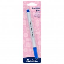 Pen: Transfer: Hot Iron