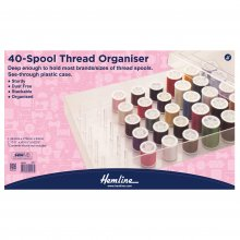 40 Spool Thread Organiser