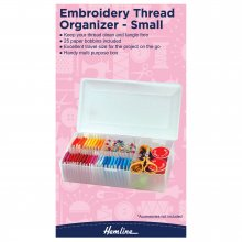 Embroidery Thread Organiser - Small