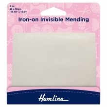 Iron-On Invisible Mending: 40 x 50cm - 1pc