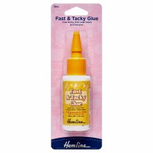 Adhesive: Fast & Tacky Glue: 50ml