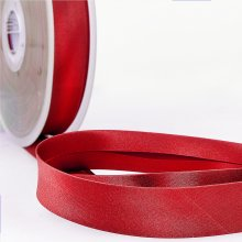 Bias Binding: Satin: 220mm: Red