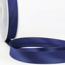 Bias Binding: Satin: 220mm: Royal Blue