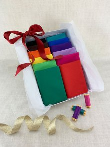 Gift Hamper - Plain Fat 1/4s, Threads & Display Box
