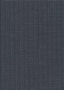 Sevenberry Japanese Linen Look Cotton - Star Navy Blue 68170