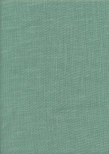 Sevenberry Japanese Plain Linen Look Cotton - MintMint