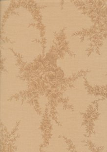 Lecien Japanese Fabric - Vintage Rose 20800-129 CREAM