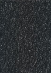 Sevenberry Japanese Fabric - Spots Black