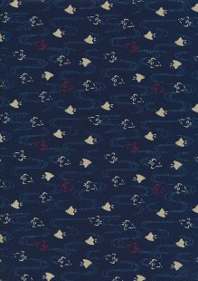 Authentic Japanese Fabric - 55
