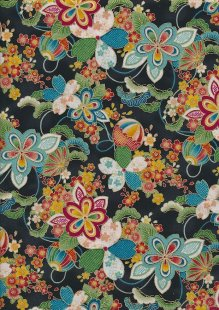 Authentic Japanese Fabric - 57