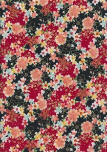 Authentic Japanese Fabric - 58