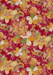 Authentic Japanese Fabric - 59