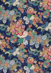 Authentic Japanese Fabric - 61