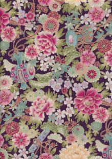 Authentic Japanese Fabric - 64