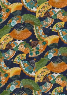 Authentic Japanese Fabric - 68