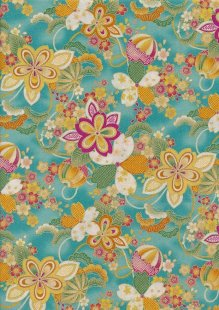 Authentic Japanese Fabric - 70