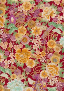 Authentic Japanese Fabric - 72