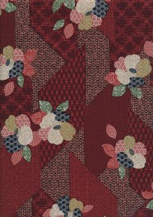 Japanese Fabric - Sekuta 60950 col 105