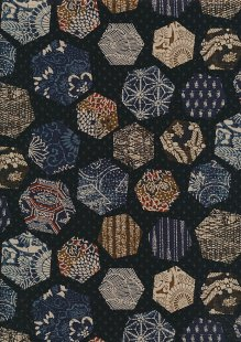 Japanese Fabric - Sekuta 60950 col 101