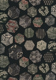 Japanese Fabric - Sekuta 60950 col 103