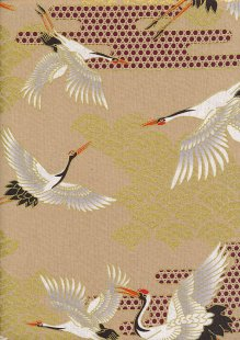 Sevenberry Japanese Fabric - Kuren 60900 Col 3