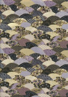 Japanese Fabric -  61120 Col 6