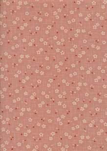 Sevenberry Japanese Fabric - Cherry Blossom Pink