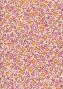 Je Ne Sais Quoi - Wild Rose Pink & Orange
