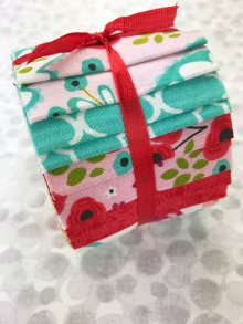 3 Wishes Fabric Jelly Roll - Chirpee Magee