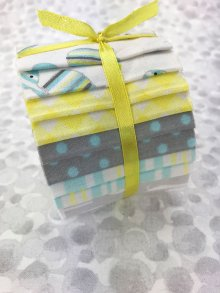 3 Wishes Fabric Jelly Roll - Sanyu