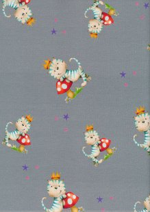 Creative Solutions Cotton Jersey - Lion Cubs