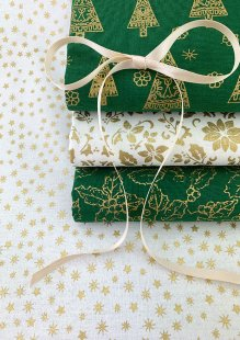 John Louden Christmas Collection - Gilded 4 x Fat 1/4 Pack 2