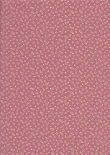 Quality Cotton Print - Ditsy Floral Pink