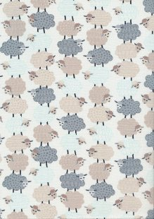 Kanvas Studio - Sweet Dreams Sweet Stacked Sheep Cream 7787 Col 9