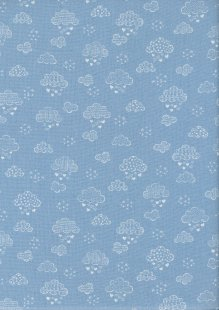 Kanvas Studio - Sweet Dreams Dreamy Clouds Dak Blue 7783 Col 50