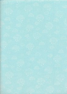 Kanvas Studio - Sweet Dreams Dreamy Clouds Turquoise 7783 Col 4