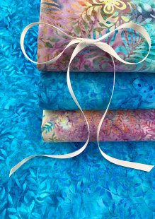 Kingfisher Bali Batik - 4 x Fat 1/4 Pack 3