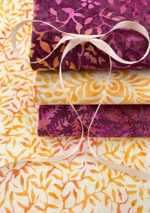 Kingfisher Bali Batik - 4 x Fat 1/4 Pack 18