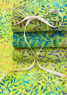 Kingfisher Bali Batik - 4 x Fat 1/4 Pack 29